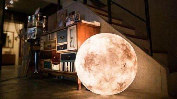 """中秋,掛一盞""""月亮""""在家中"""