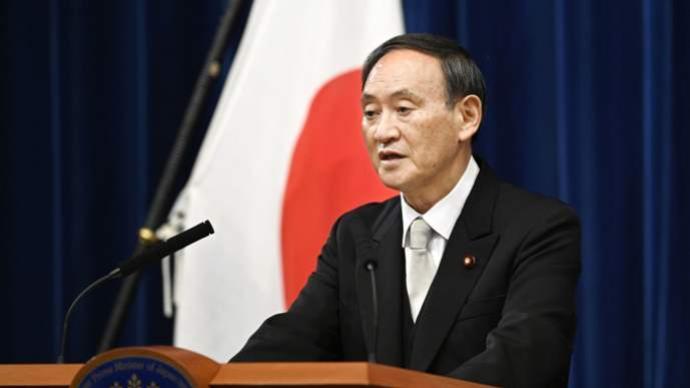 中美韩三国对日各有期待,日本新首相菅义伟如何推开外交新局