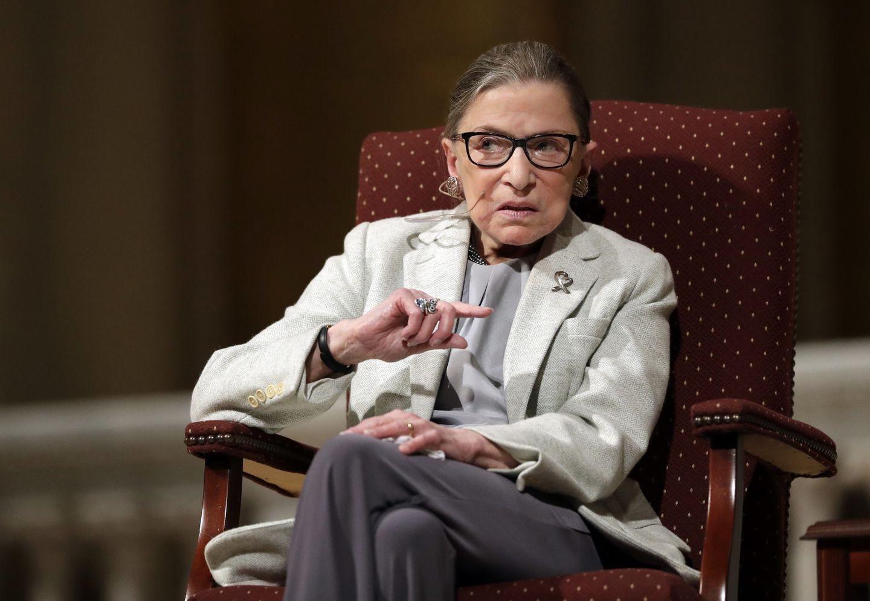 传奇女性金斯伯格大法官去世,继任人选成大选前焦点
