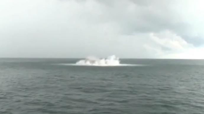 视频丨南部战区海军多型舰艇密切协同,检验反水雷作战能力