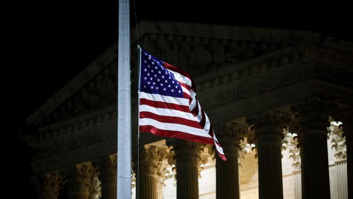 联邦明察局㊶丨金斯伯格大法官离世,美国大选又横添变数