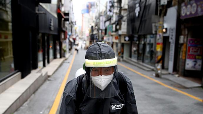 韩国新增新冠确诊82例,感染途径不明病例日渐增多