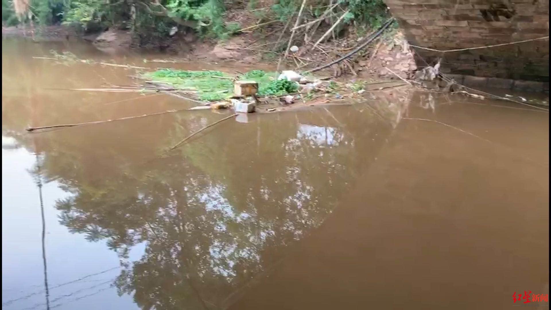 肖珍莉落水区域