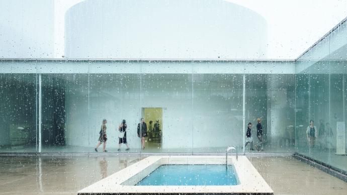 是鏡子而非紀念碑——妹島和世與長谷川祐子談未來博物館