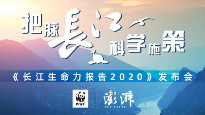 《长江生命力报告2020》将于世界河流日发布