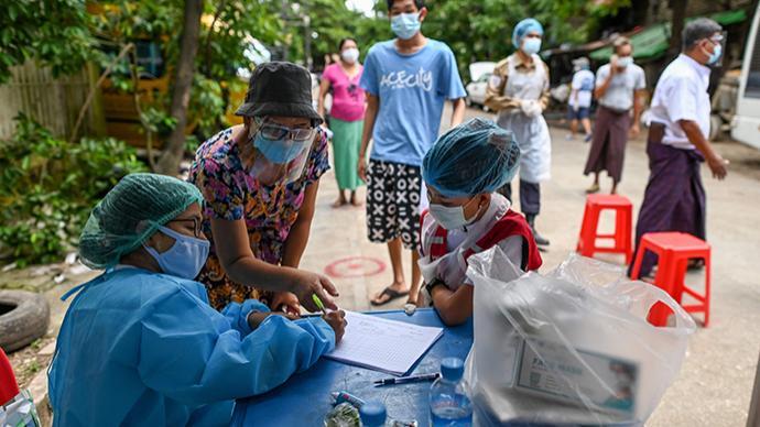 緬甸疫情出現反彈,駐緬使館提醒中國公民繼續做好防護