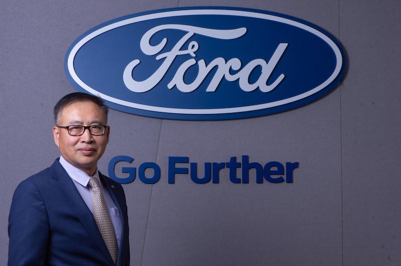 福特汽车公司集团副总裁、福特汽车(中国)有限公司总裁兼首席执行官陈安宁