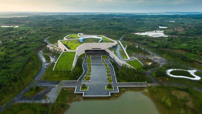 现场 海昏侯国遗址开园四大看点,穿越两千年前的西汉侯国