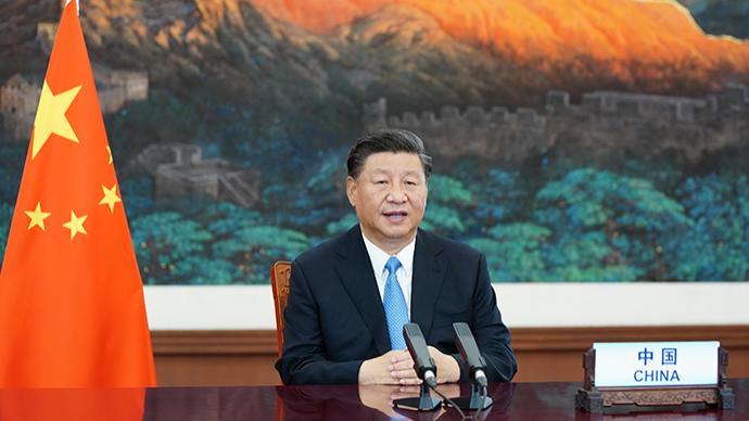 习近平:大国更应该有大的样子