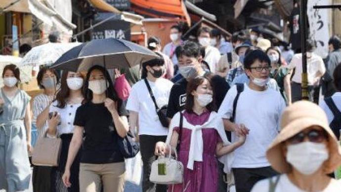 日本新冠确诊病例累计超8万例