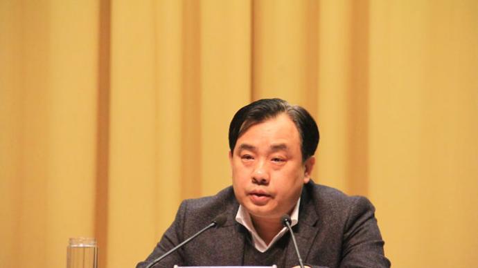 别必雄被免去湖北省政府秘书长职务