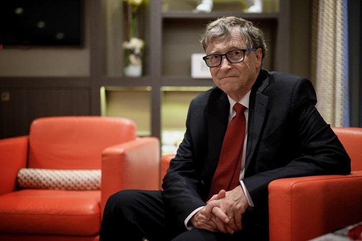 微软创始人比尔·盖茨(Bill Gates)