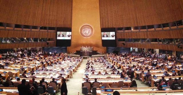 """日本想""""入常"""",表面上是打的是""""促进联合国改革""""的旗号,本质上还是想获得权力。"""
