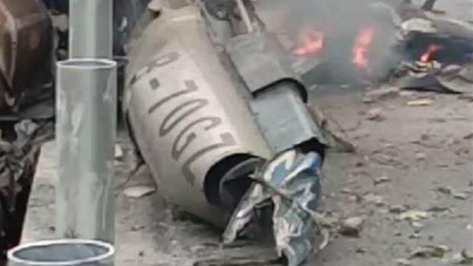 四川阿坝黑水与茂县交界直升机坠毁,官方通报:机上3人遇难