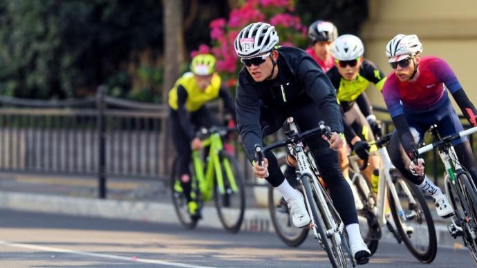 环意自行车品牌赛事升级亮相,赛道穿越长三角打造更美体验