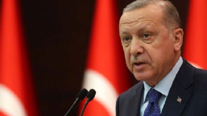 埃尔多安:土耳其将继续支持阿塞拜疆