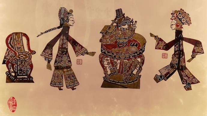 燈影的魅力:三百年的遼南皮影藝術來到了上海