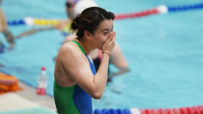傅园慧抢跳犯规被取消女子100米自由泳预赛比赛资格