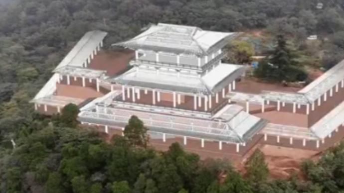 《長恨歌》驪宮遺址3D復原圖首次公布