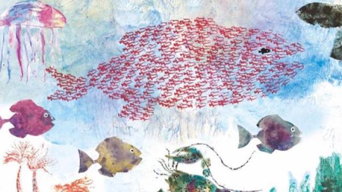 復雜社區·生計|大魚:從食堂到地下室,做社區創業支持者