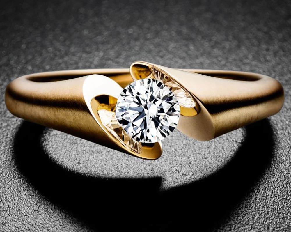 世上第一枚可全方位解放移行的钻石戒指,将由德国珠宝品牌Schaffrath带到第三届进博会。