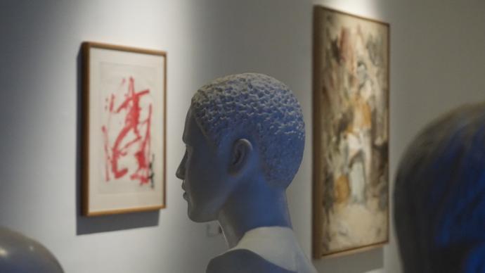 """一個當代藝術的常設展:""""綿延:變動中的中國藝術"""""""