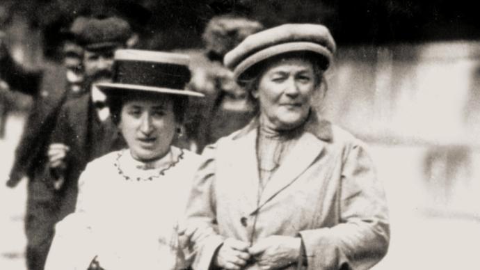 莱布雷希特专栏:罗莎·卢森堡的新传记