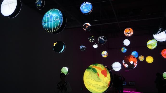 """亞洲數字藝術展:當藝術家成為""""處理器"""",展覽即游戲"""