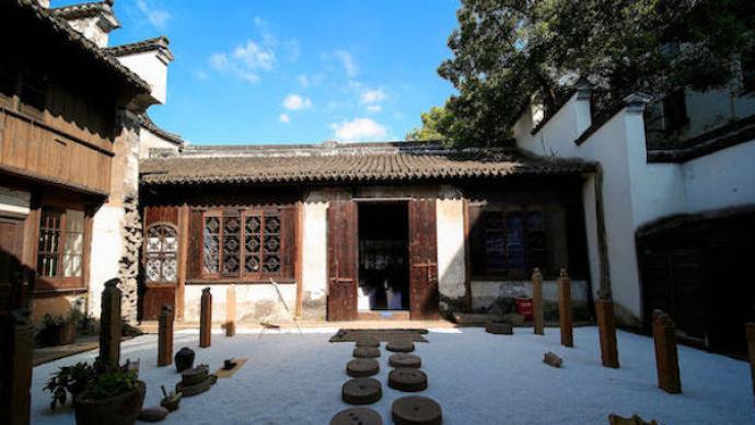 當代手作與浦東古鎮的相遇,體味水鄉手藝、技藝與文藝……