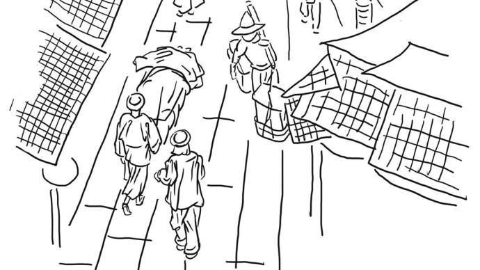 城市课︱微观成都①:为平民百姓写史