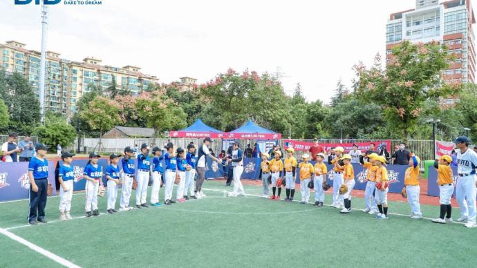 携手MLB,德英乐教育探索校园体育新模式