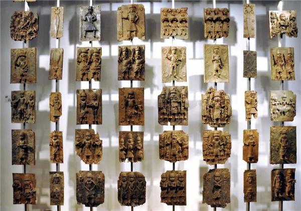 贝宁青铜器大英博物馆藏