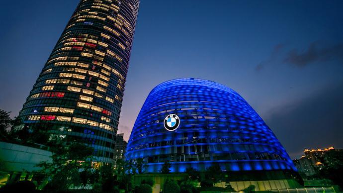 汽车行业数字化有更多可能性,宝马中国正在这条道路上快行