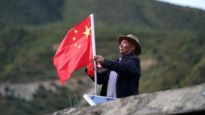一周图片|昌都解放70周年,西藏第一面五星红旗曾在此升起
