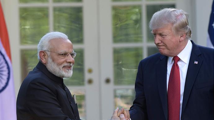 印度在边境问题上的小算盘:既想拉美壮胆,又不愿与美国绑定