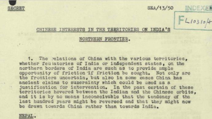 南亚观察 | 关于克什米尔特殊地位的三个重要史实