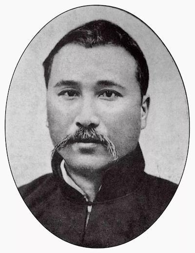 """陈炯明,""""广东门罗主义""""的主力之一"""