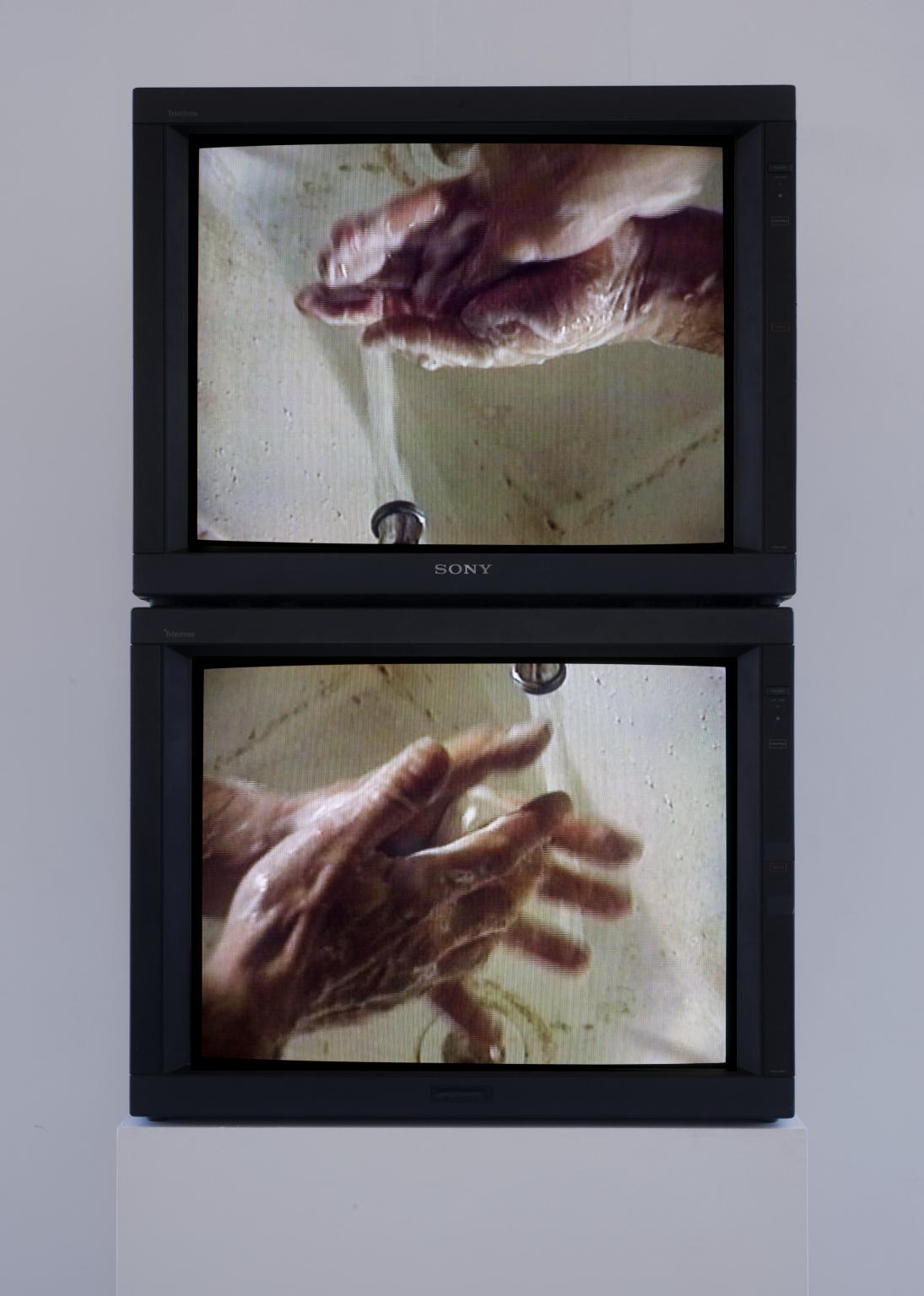 《洗手》,1996