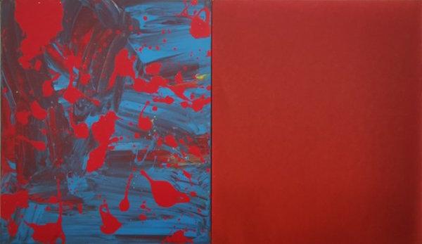李磊抽象作品