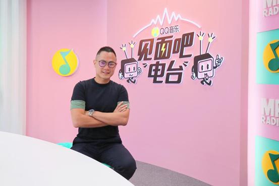 腾讯音乐娱乐集团副总裁侯德洋(Dennis Hau)