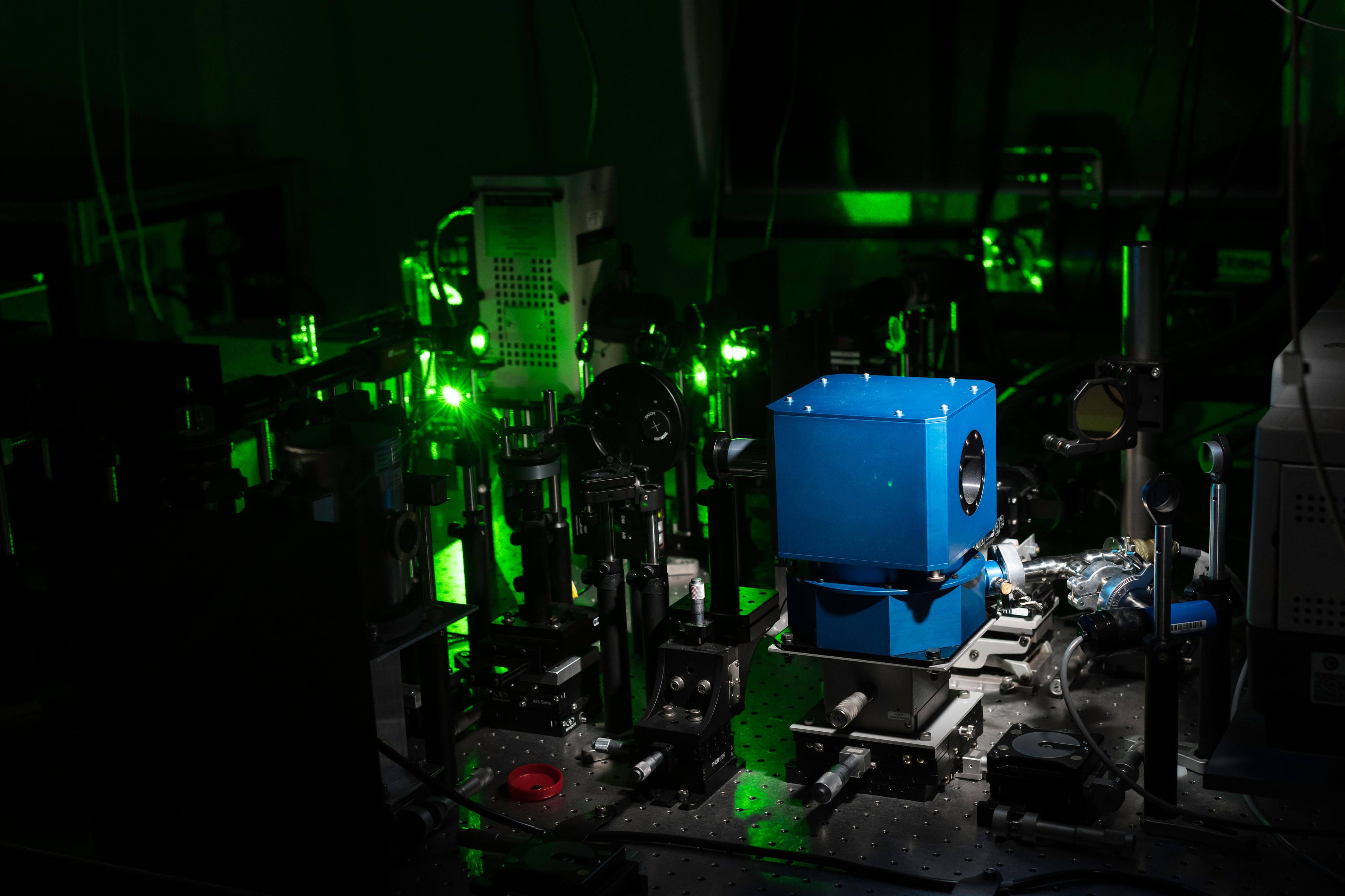 超导实验室