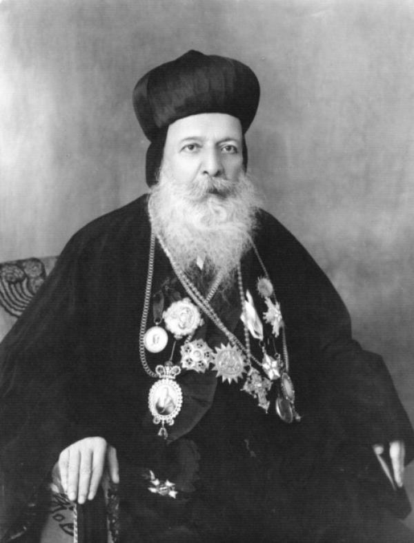 第一百二十任叙利亚克正教牧首巴苏姆