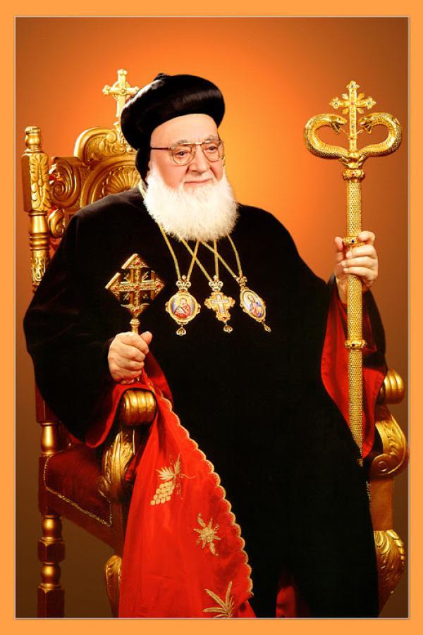 第一百二十二任叙利亚克正教牧首伊瓦斯