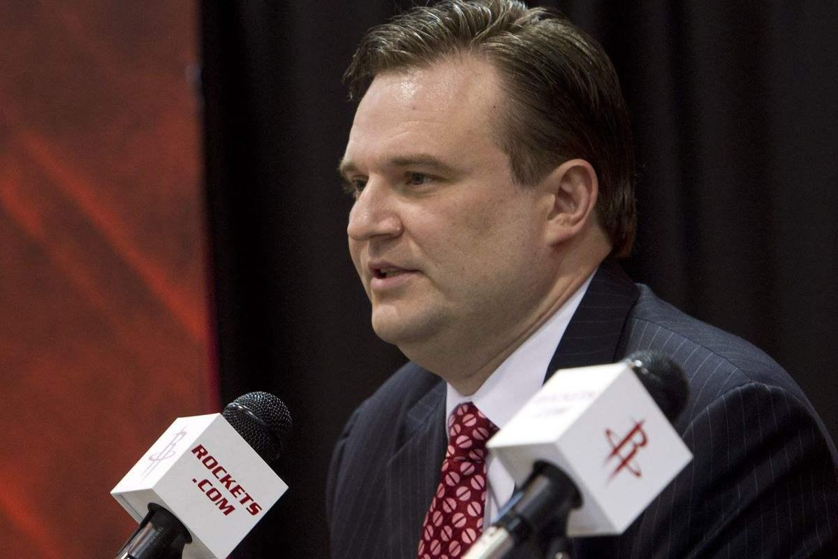 16日,NBA休斯敦火箭队宣布,总经理莫雷辞职。