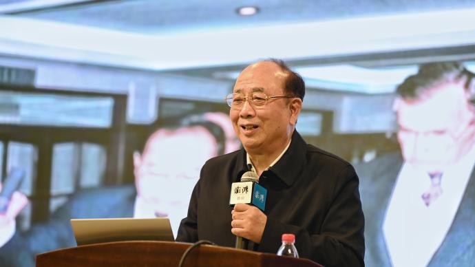 浦东与深圳联动创新研讨会|赵启正:浦东开发开放的软成果