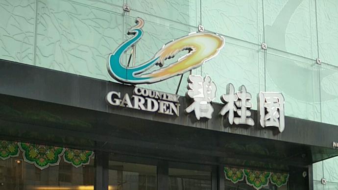 碧桂园折价发行10亿美元票据,最低融资利率3.125%