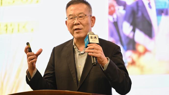 浦東與深圳聯動創新研討會|唐杰:深圳改革創新回顧與展望