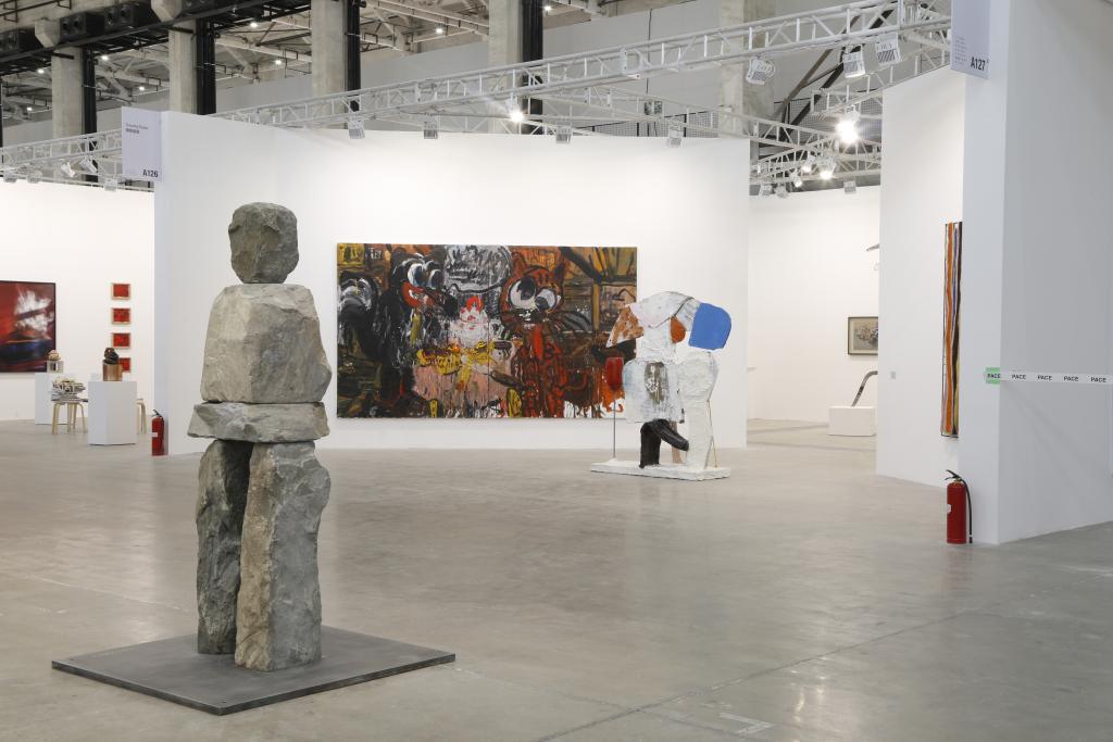 西岸艺术与设计博览 往届现场图