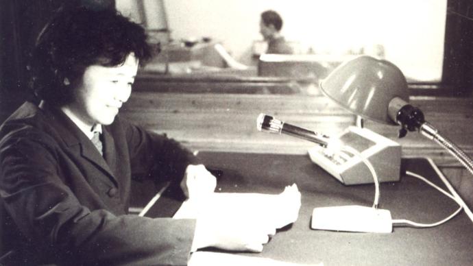 總臺對臺廣播第一代閩南話播音員李玲虹辭世,享年94歲