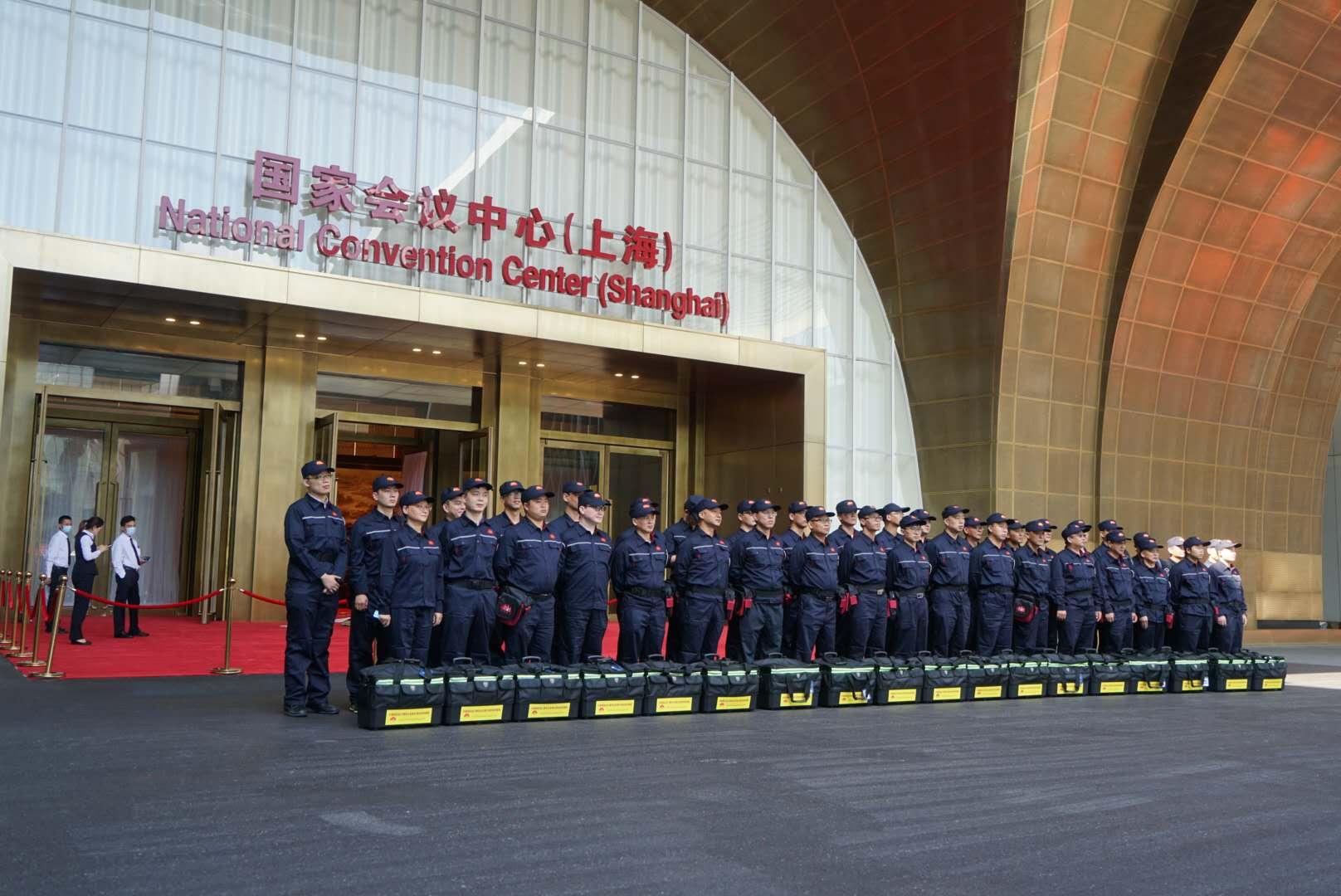 上海加强会展中心病媒生物控制保障。